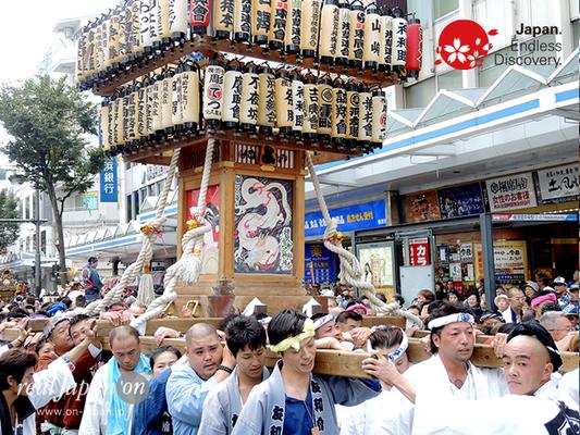 第40回よこすかみこしパレード 2016年10月16日【42. 横須賀神輿連合】YMP16_096