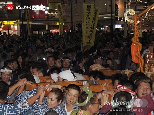 〈第47回 ふくろ祭り〉2014.09.28【長崎二丁目町会】Ⓒreal Japan'on!:fkr14-030