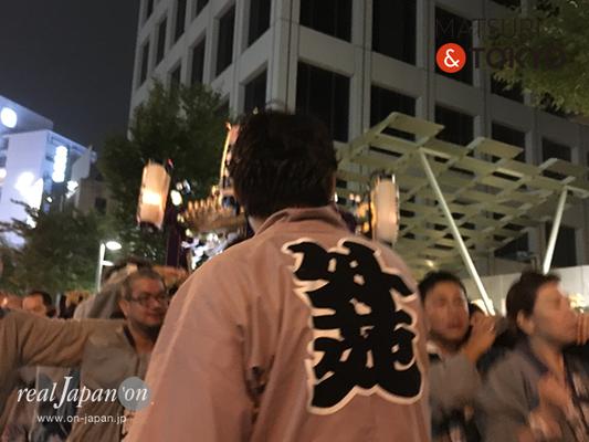 〈青山熊野神社例大祭〉宵宮渡御 @2016.09.24 GCY16_010