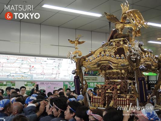 〈神田祭 2016.5.10〉岩本町三丁目 1(秋葉原)©real Japan'on -knd16-001