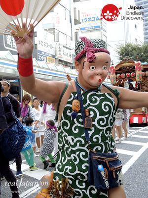 第40回よこすかみこしパレード 2016年10月16日【32. 吉井町内会】YMP16_070