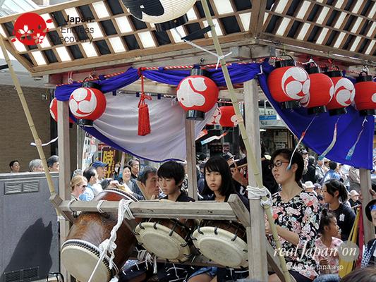 第40回よこすかみこしパレード 2016年10月16日【32. 吉井町内会】YMP16_069