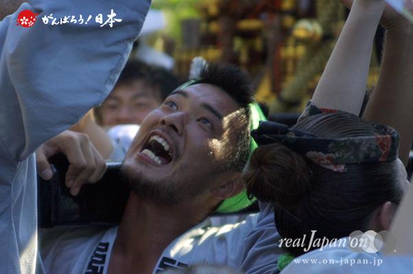〈八重垣神社祇園祭〉東本町区 @2014.08.05