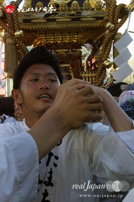 〈八重垣神社祇園祭〉田町区 @2014.08.05