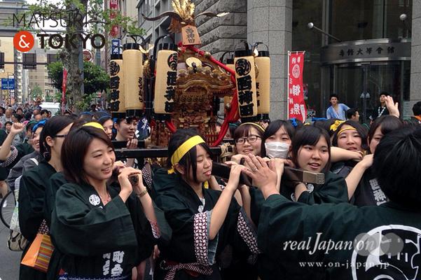 〈三崎稲荷神社例大祭〉2016.05.03 ©real Japan'on!(mski16-011)