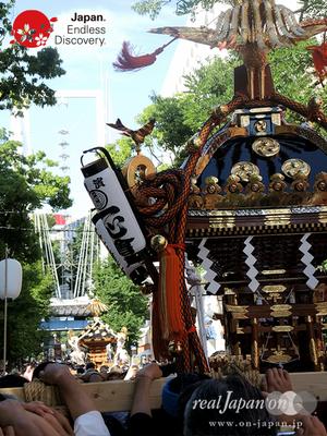 「井土ヶ谷神輿保存會(一心會)」2016年 横浜開港祭 みこしコラボレーション_YH16_066