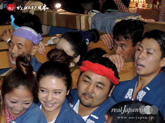 〈第47回 ふくろ祭り〉2014.09.28【池袋二丁目親睦町会】Ⓒreal Japan'on!:fkr14-023