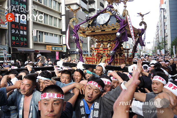 〈下谷神社大祭〉本社神輿渡御 2016.05.08 ©real Japan 'on! (sty16-018)