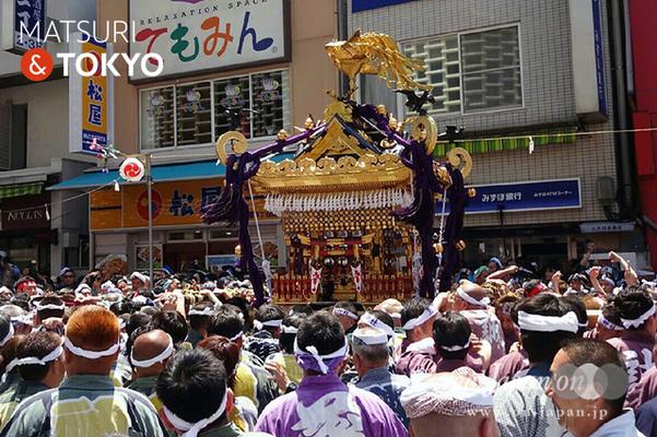 〈烏森神社例大祭〉2016.05.05 ©real Japan'on!(ksm16-004)