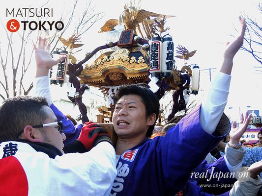 〈建国祭 2017.2.11〉②萬歳會 2(豊鹿嶋)©real Japan'on :kks17-009