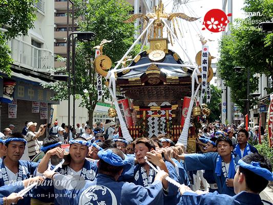 「湘南連合神輿保存會」2016年 横浜開港祭 みこしコラボレーション_YH16_036