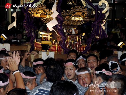 〈第47回 ふくろ祭り〉2014.09.28【池袋二丁目南町会】Ⓒreal Japan'on!:fkr14-013