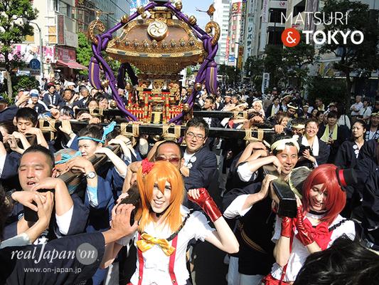 〈神田祭 2016.5.10〉宮本町会2 ©real Japan'on -knd16-008
