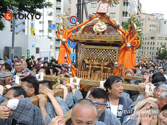〈神田祭 2016.5.10〉鍛冶町二丁目町会 ©real Japan'on -knd16-013