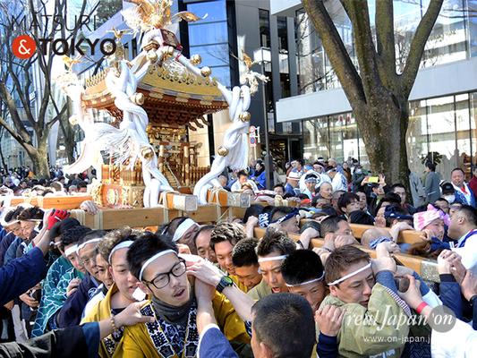 〈建国祭 2017.2.11〉⑧會津祭好会 ©real Japan'on :kks17-028