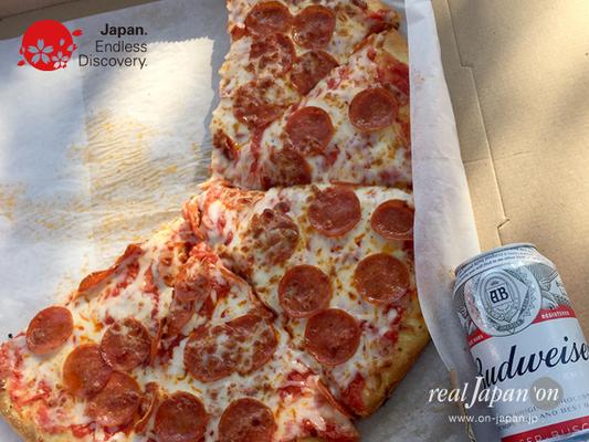 第40回よこすかみこしパレード 2016年10月16日【Anthony's Pizza and Beer!】