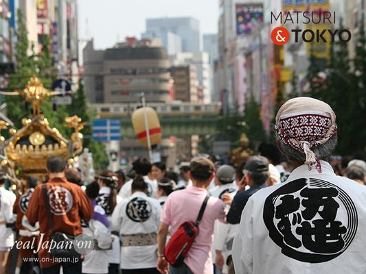 〈神田祭 2016.5.10〉外神田一丁目万世橋町会2 ©real Japan'on -knd16-022