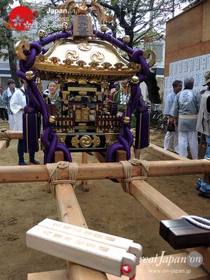北小岩 八幡神社例大祭 2016年10月02日 KKH16_001