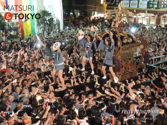 〈神田祭 2016.5.10〉江戸神社奉賛会(旧神田市場)2 ©real Japan'on -knd16-019