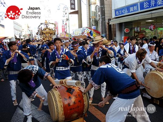 〈八重垣神社祇園祭〉東本町区 @2016.08.04 YEGK16_013