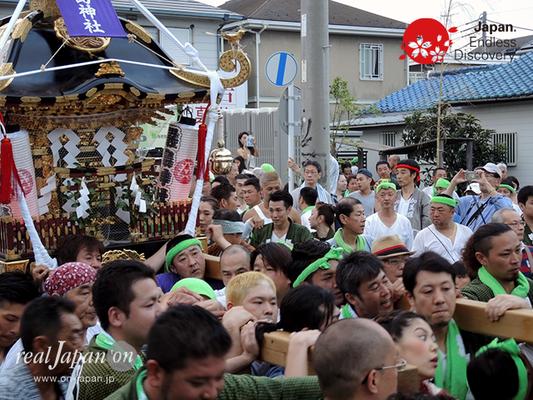 2016年度「浜降祭」新町 厳島神社 2016年7月18日 HMO16_009