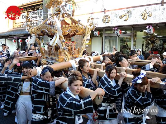 〈八重垣神社祇園祭〉福富区 @2016.08.04 YEGK16_018