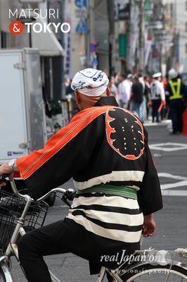 〈下谷神社大祭〉本社神輿渡御 2016.05.08 ©real Japan 'on! (sty16-008)