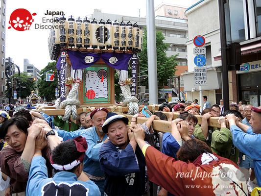 「都會」2016年 横浜開港祭 みこしコラボレーション_YH16_077