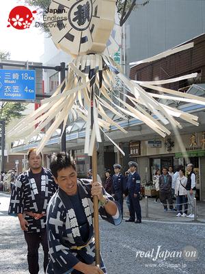 第40回よこすかみこしパレード 2016年10月16日【1. 横須賀鳶伝統文化保存会】YMP16_001