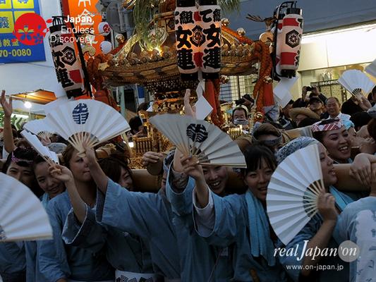 〈八重垣神社祇園祭〉下出羽区 @2016.08.04 YEGK16_020
