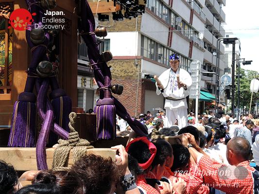 「大久保神輿会」2016年 横浜開港祭 みこしコラボレーション_YH16_073