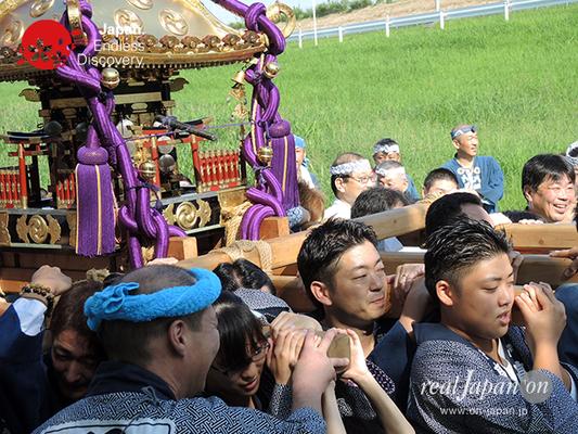 北小岩 八幡神社例大祭 2016年10月02日 KKH16_008