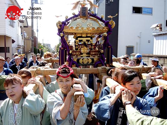 北小岩 八幡神社例大祭 2016年10月02日 KKH16_015