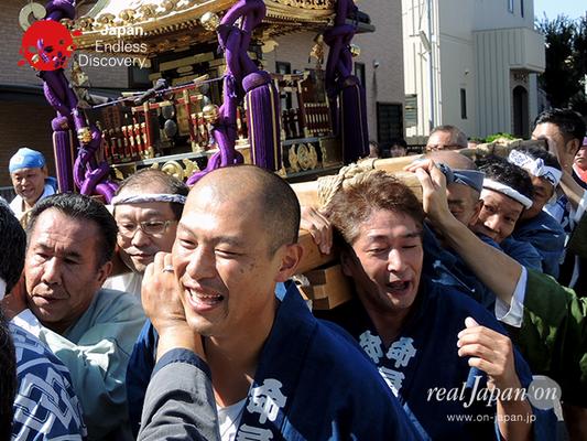 北小岩 八幡神社例大祭 2016年10月02日 KKH16_014