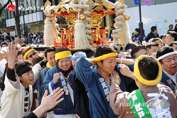 〈2015年 建国祭〉2015.02.11 Ⓒreal Japan'on!:kks15-004