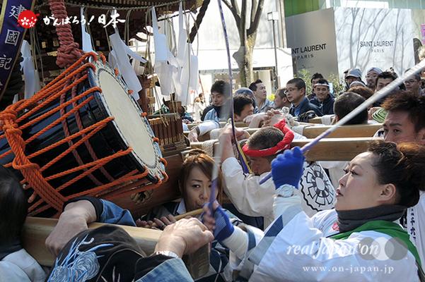 〈2015年 建国祭〉2015.02.11 Ⓒreal Japan'on!:kks15-008