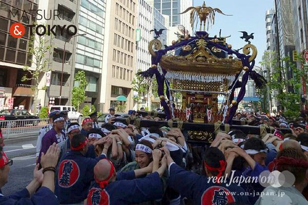 〈烏森神社例大祭〉2016.05.05 ©real Japan'on!(ksm16-009)