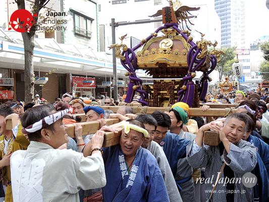 第40回よこすかみこしパレード 2016年10月16日【30. 東佐野町会】YMP16_064