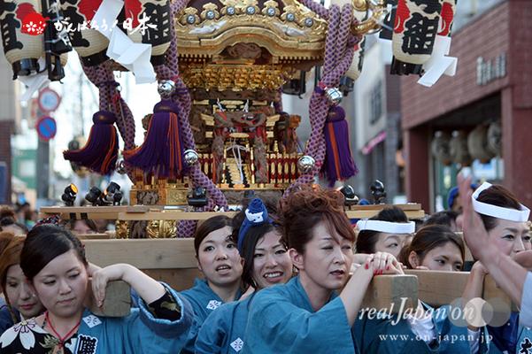 〈八重垣神社祇園祭〉仲町区 @2014.08.04