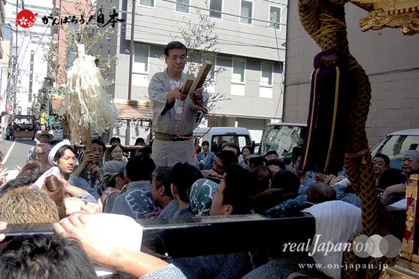 神田祭〈神田和泉町町会神輿渡御〉@2014.05.11