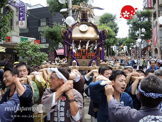 「濱睦」2016年 横浜開港祭 みこしコラボレーション_YH16_004