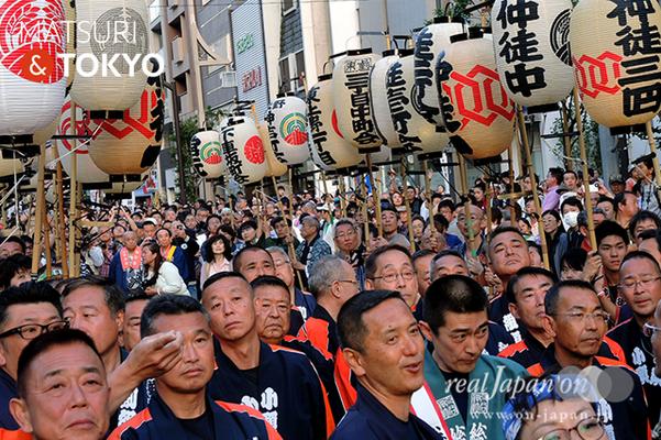 〈下谷神社大祭〉本社神輿渡御 2016.05.08 ©real Japan 'on! (sty16-030)