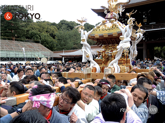 〈建国祭 2017.2.11〉⑧會津祭好会 ©real Japan'on :kks17-059