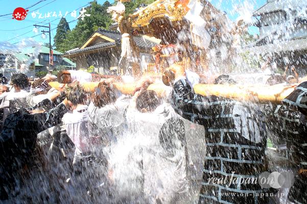 〈八重垣神社祇園祭〉福富町区 @2014.08.05