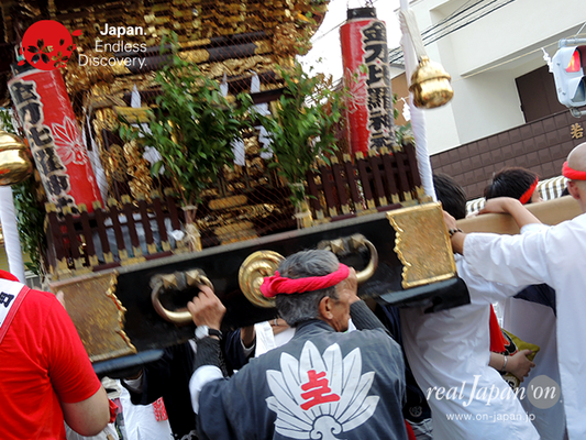 2016年度「浜降祭」南湖上町 金刀比羅神社 2016年7月18日 HMO16_010