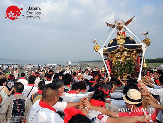 2016年度「浜降祭」南湖上町 金刀比羅神社 2016年7月18日 HMO16_028