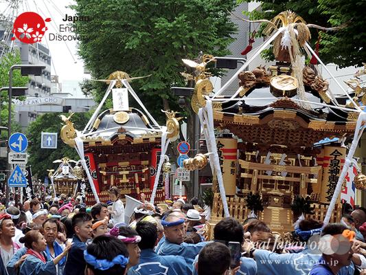 「今泉神輿保存会」/「彫勇連合」2016年 横浜開港祭 みこしコラボレーション_YH16_011