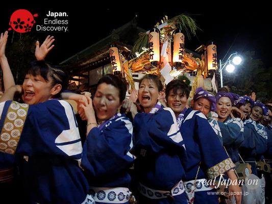 〈八重垣神社祇園祭〉東本町区 @2016.08.04 YEGK16_033