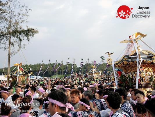 2016年度「浜降祭」南湖中町 八雲神社 2016年7月18日 HMO16_029
