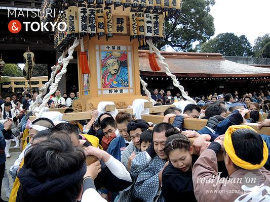 〈建国祭 2017.2.11〉⑦新宿ひぐらし ©real Japan'on :kks17-058